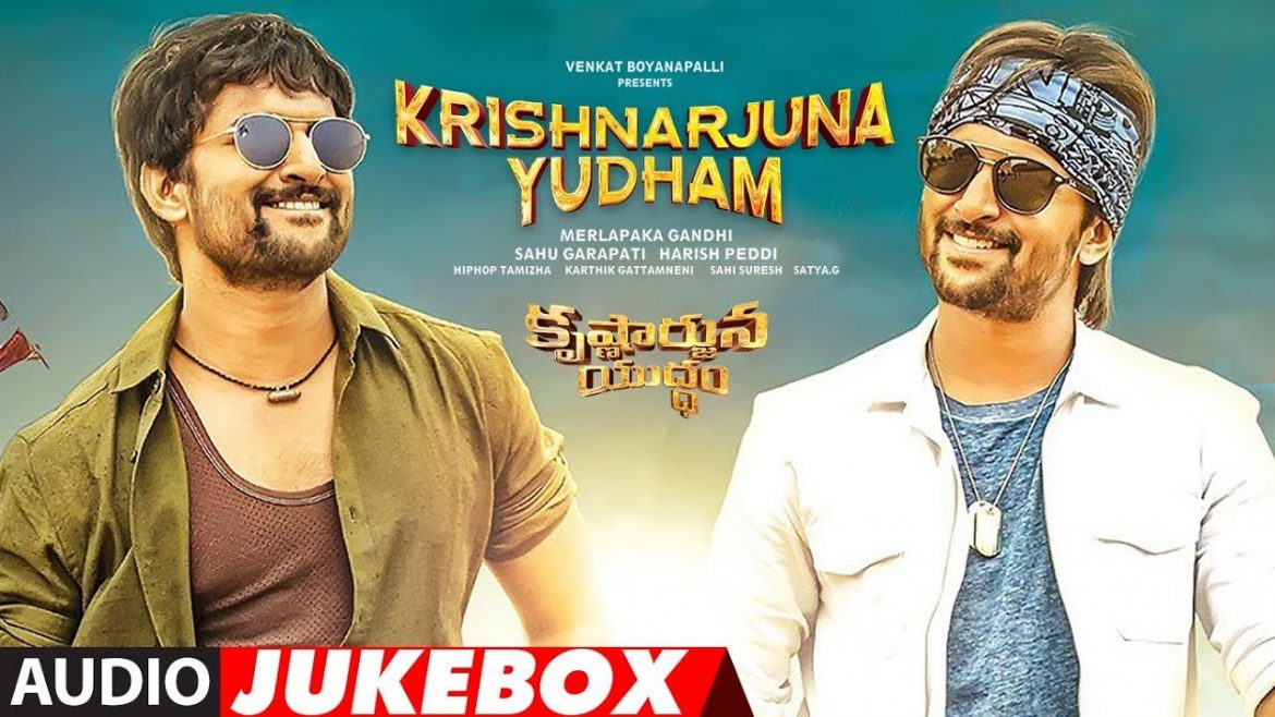 Nani's two parallel tracks – KRISHNARJUNA YUDHAM MOVIE REVIEW